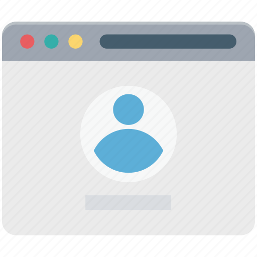avatar, person, profile avatar, user, user avatar, web user icon