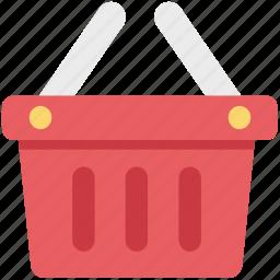 basket, buy, e commerce, online store, shopping, shopping basket icon