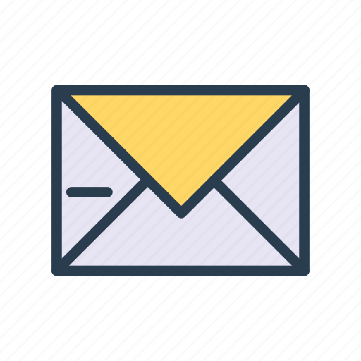 Email, envelope, inbox, letter, message icon - Download on Iconfinder
