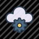cloud, configure, database, server, setting
