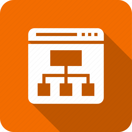 app, application, browser, network, page, web, website icon