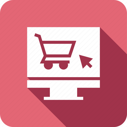 Cart, monitor, online, pc, shop, shopping icon - Download on Iconfinder