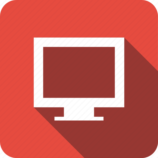 computer, desktop, laptop, mac, monitor, pc, screen icon