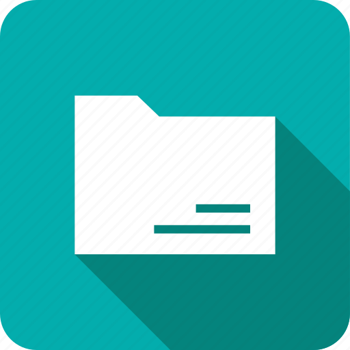 envelope, files, folder, interface, office icon