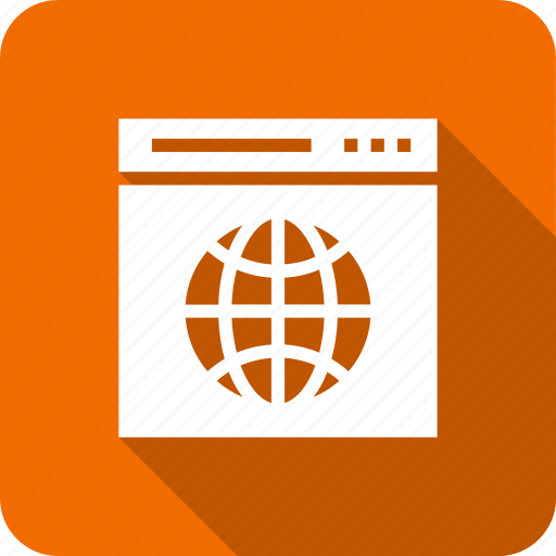 global, globe, internet, page, web icon