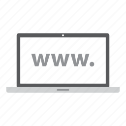 computer, internet, laptop, responsive design, web, web design, website icon