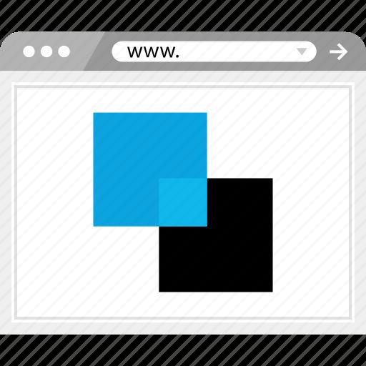 color, combination, create, design icon