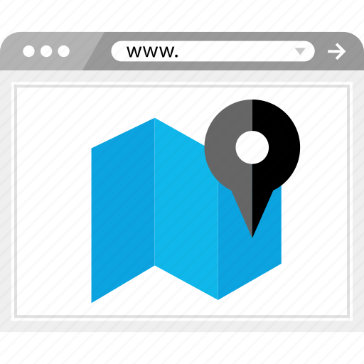 find, locate, location, map icon