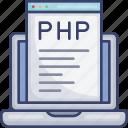 code, computer, laptop, php, programming, webpage, website