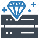 hosting, hosting solution, network, server, server performance icon