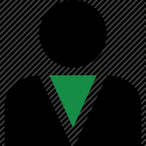 communication, person, profile, user icon