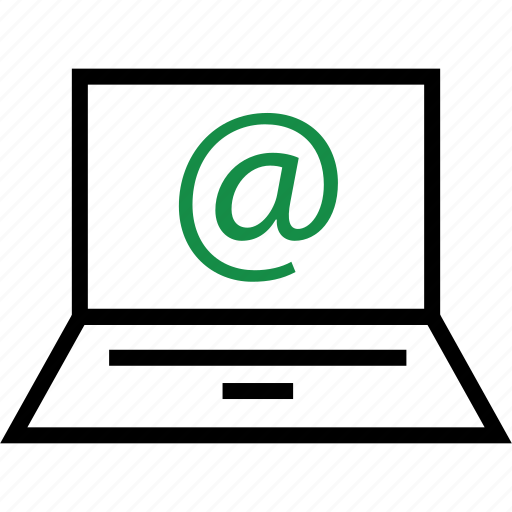 address, email, mail icon