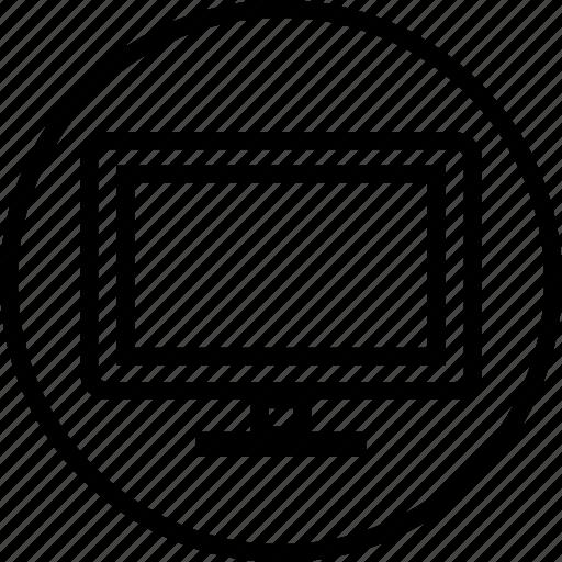 development, mac, monitor, online, pc, web icon