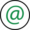 email, mail, seo, sign icon