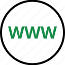seo, web, website, www icon