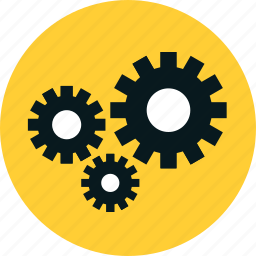 cog wheel, cogwheel, configuration, development, engineering, gear, gears, machinery, mechanical, teamwork, technical icon