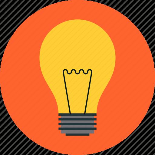 bulb, electric, electricity, idea, innovation, lamp, light, lightbulb icon
