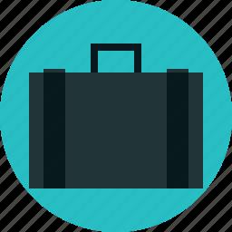 bag, briefcase, business, case, luggage, management, portfolio, suitcase icon
