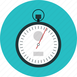 chronometer, clock, speed, stopwatch, test, timer icon