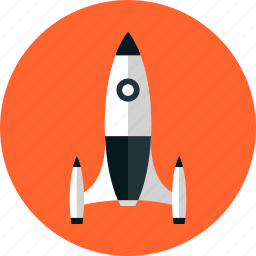 launch, rocket, ship, shuttle, start, startup, takeoff icon