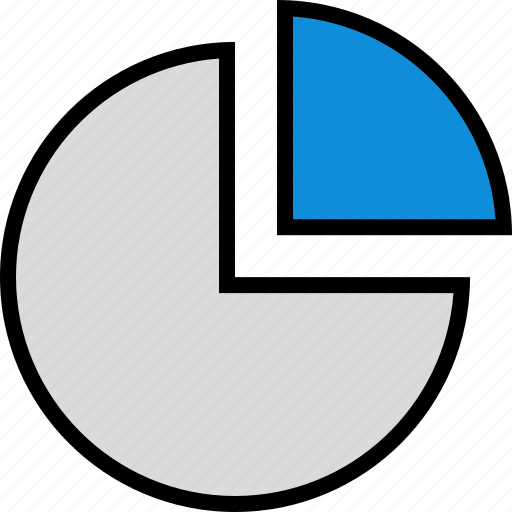 chart, graph, information, online icon