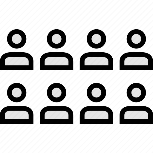 eight, information, person, user icon