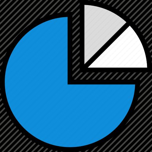 graph, seo, web icon