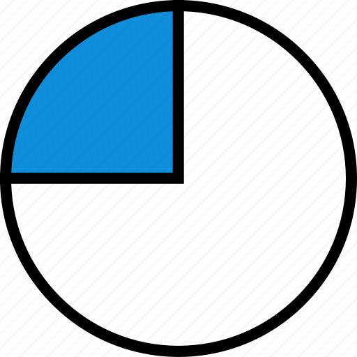graph, nine, oclock, seo icon