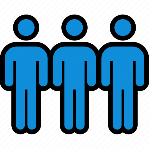 infographic, person, persona icon