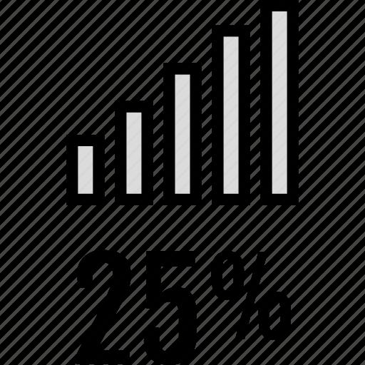 five, infographic, seo, twenty icon