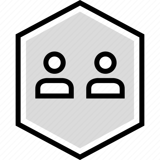 data, seo, two, users icon