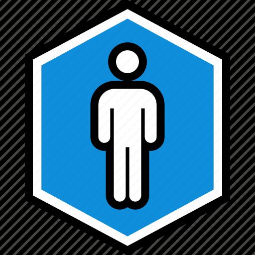 boss, data, infographic, user icon