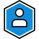 seo, single, user icon