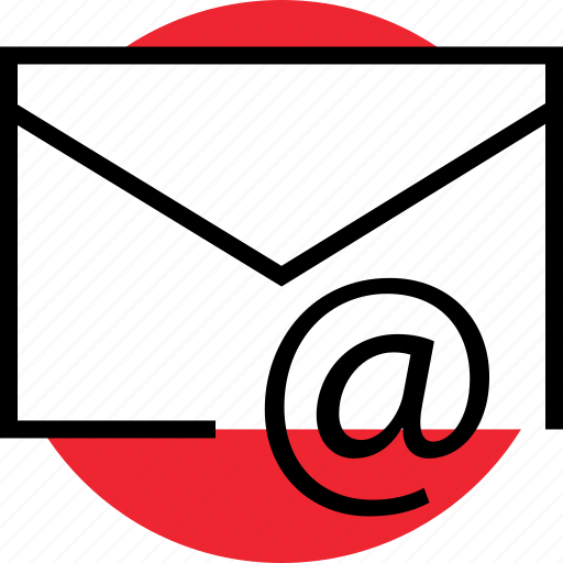 activity, email, mail icon