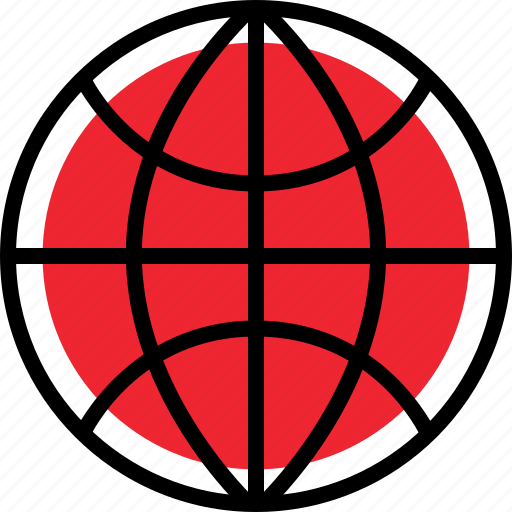 globe, internet, wide, world icon