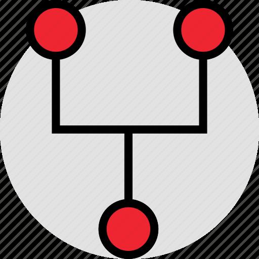 internet, networking, online icon
