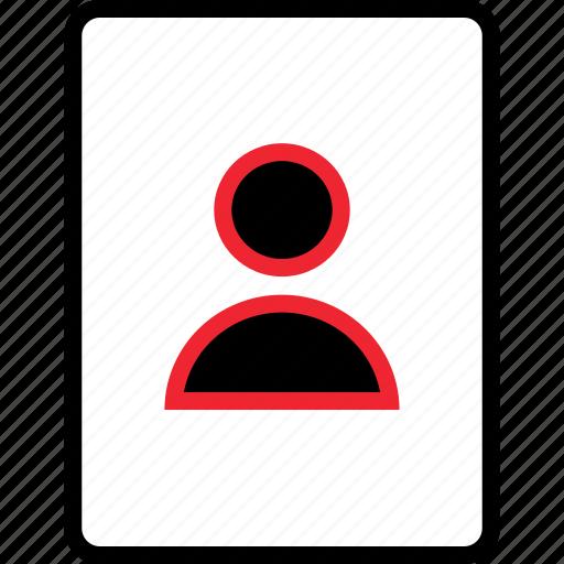 activity, internet, passport icon