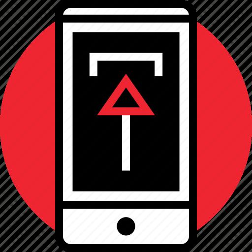 activity, up, upload icon