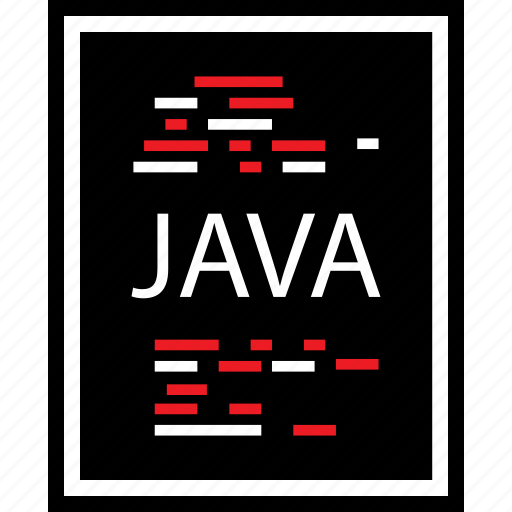 developer, jave, lines icon