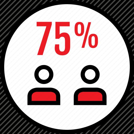 data, infographic, seo, web icon