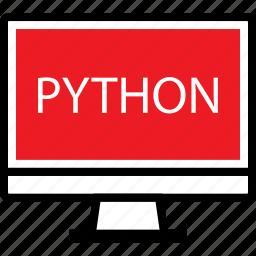 code, development, pc, web icon