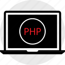 development, php, web icon
