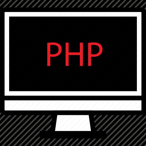 coding, development, php, web icon