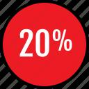 infographic, percent, twenty