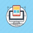 adaptive layouts, adaptive templates, adaptive web design, interfaces, web design