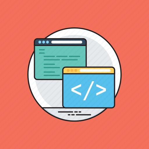 Coding, html, javascript, php, programming icon - Download on Iconfinder