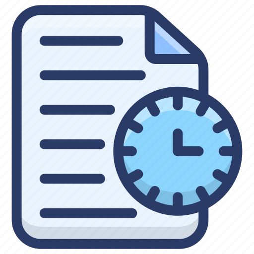 project deadflat, project period, project plan, project time, project timeflat icon