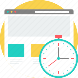 load, load time, loadtime, optimization, page, process, processing icon