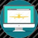 webpage, landingpage, flight, land, layout, landing, web
