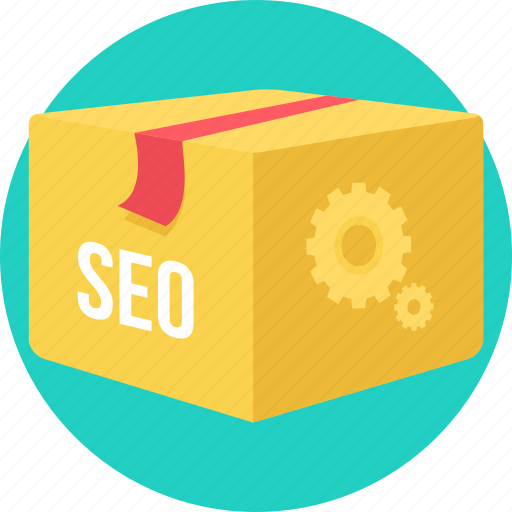 box, business, marketing, optimization, promotion, seo, web icon